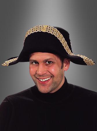 Deluxe Napoleon Hat