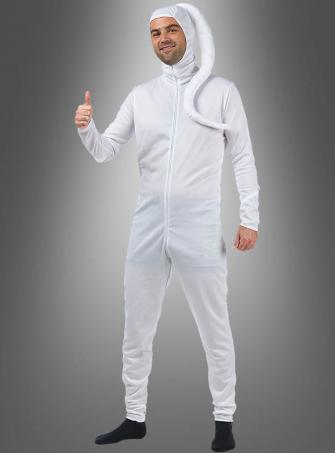 Sperm Jumpsuit Costume