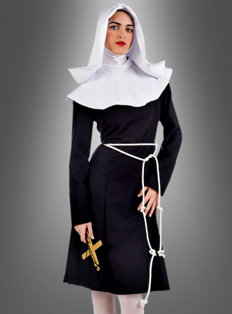 Holy Nun Hildegard Costume