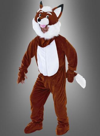 Listiger Fuchs Kostüm