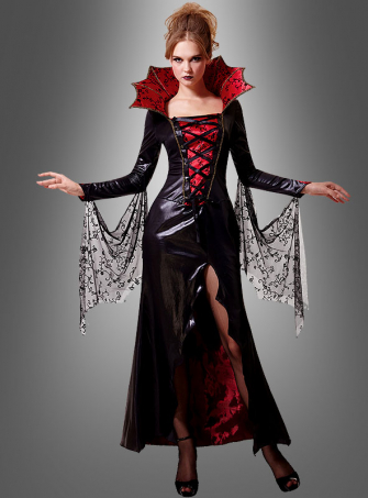 Vampiress Midnight Luna Costume