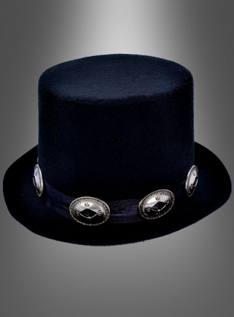 Rockstar Top Hat