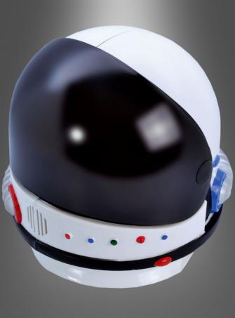Astronauten Vollhelm für Erwachsene Deluxe