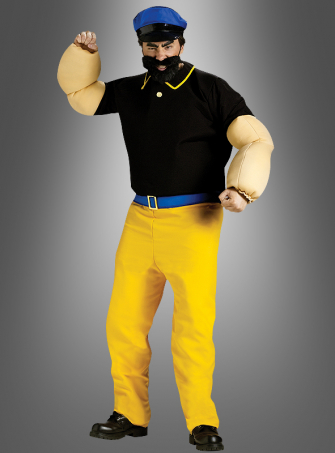 Deluxe Brutus Kostüm Popeye