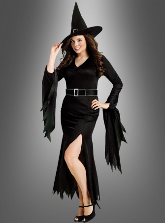 Gothic Witch Fabula Plus Size