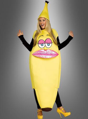 Ms. Banana Costume