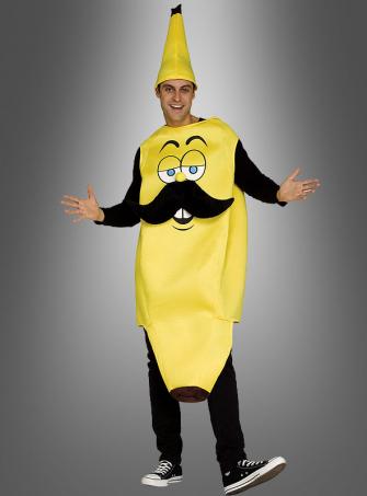 Mister Banana Costume
