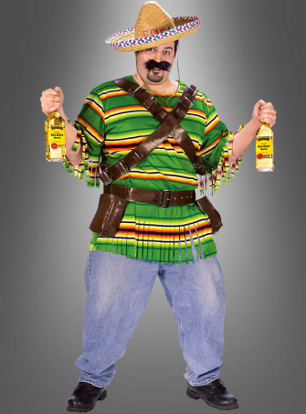 Mexican Tequila Dude
