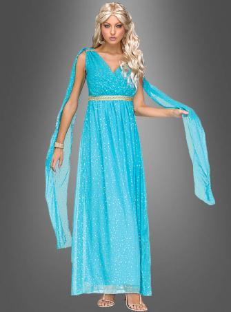 Blue Sky Goddess Costume