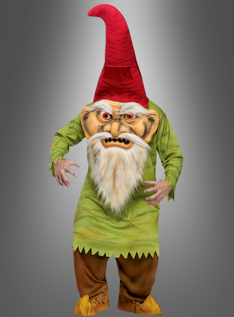 Giant Evil Gnome Costume