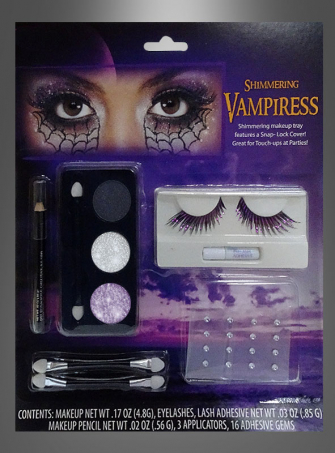 Shimmering Vampiress Make up Kit