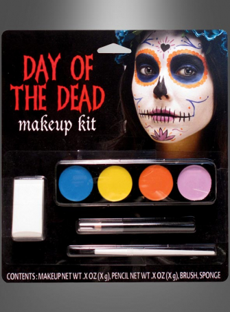 Sugar Skull Geist Makeup
