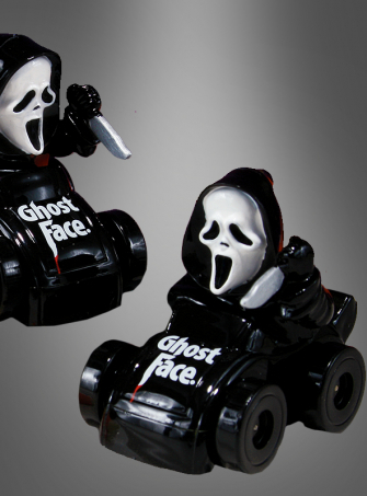 Ghost Face Spielzeugauto