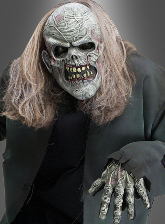 Zombie Kit mit Maske