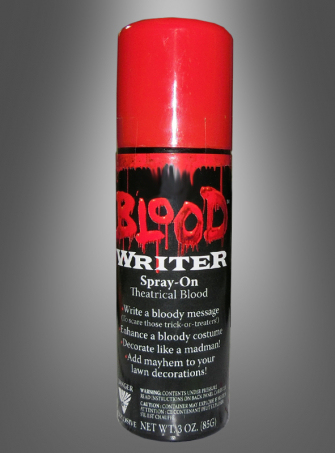 Blood Writer