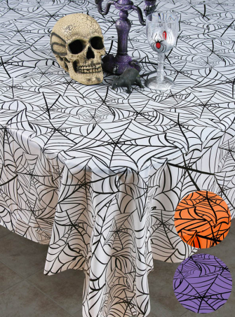 Tischdecke Halloween versch. Designs