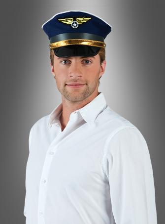 Fliegermütze Kapitän