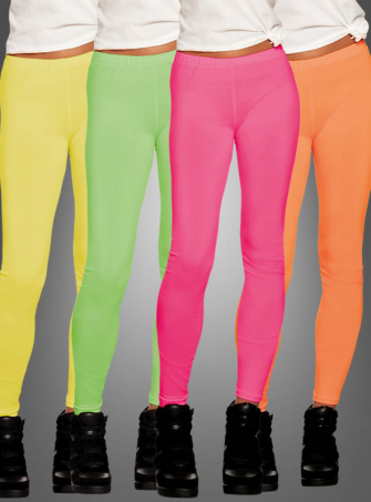 Leggings Opaque Neon