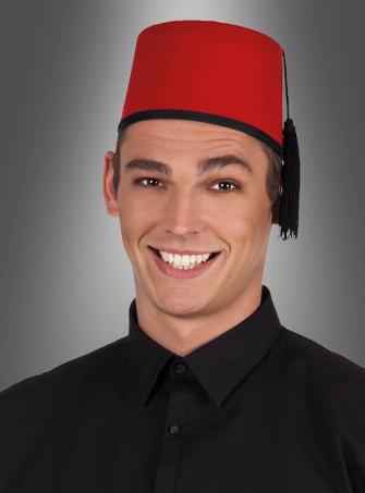 Oriental Fez Hat