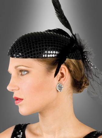20s Ritz Hat