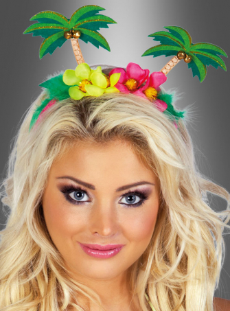 Hair Circlet South Seas Dream