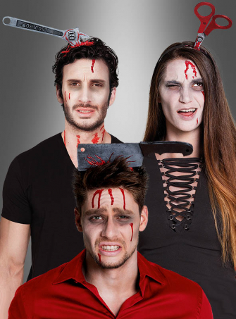 Horror Kopfschmuck Haarreif