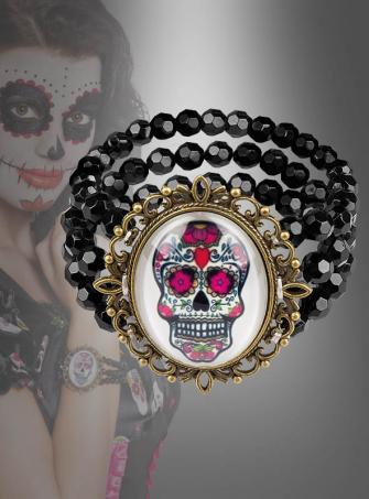 Sugar Skull Bracelet