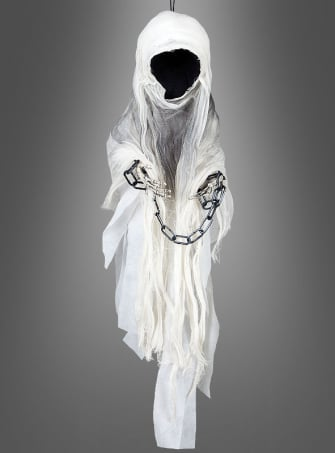 Faceless Ghost Decoration