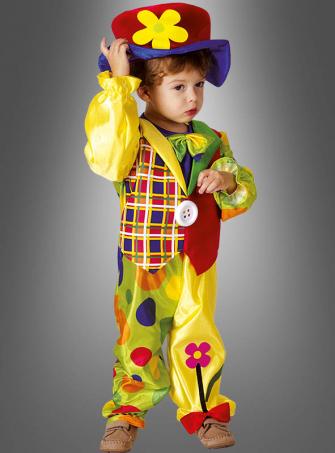 Cookie Clown Kids Costume