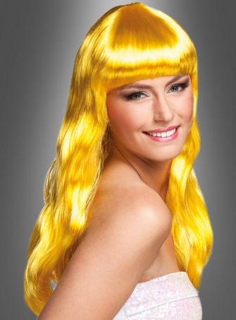Yellow Chique Wig