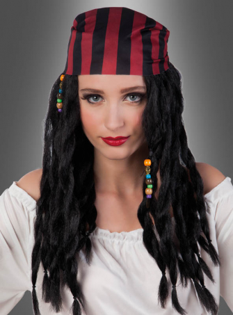 Lady Pirate Wig