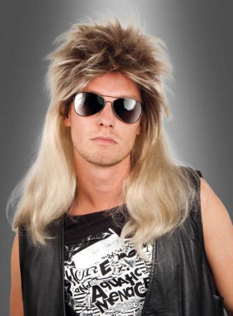 Rockstar Wig Mullet