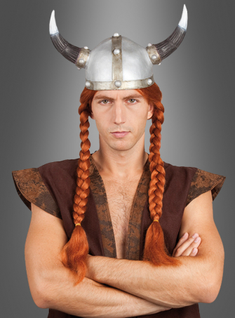 Gaul Wig with Braids