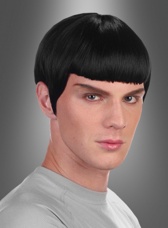 Space Fleet Officer Wig