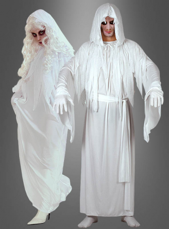 Spooky Monk Costume