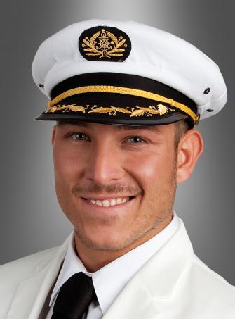 Naval Officer Cap
