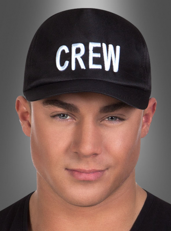 Crew Basecap