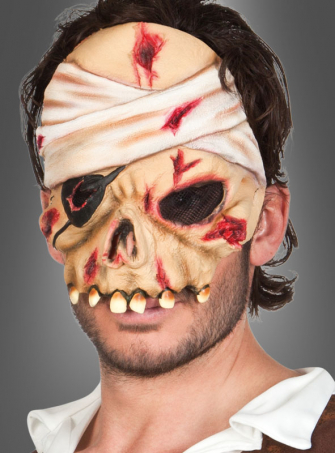 Pirate Horror Mask Halloween
