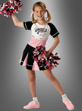 Star Cheerleader costume girls
