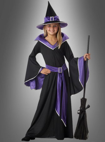 Witch Incantasia Children Costume