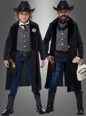Outlaw Sheriff Kinderkostüm