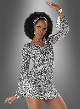 Sexy Disco Diva Kostüm