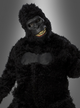 Going Ape Gorilla costume