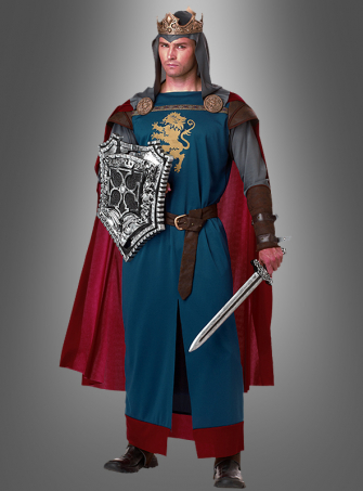 Richard Lionheart King costume