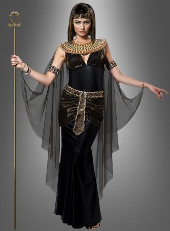 Ägyptisches Kleopatra Kostüm für Damen