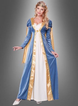 Elegante Kaiserin Kostüm
