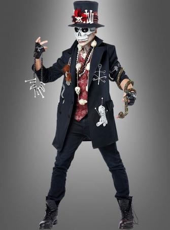 Voodoo Priest Costume for Men