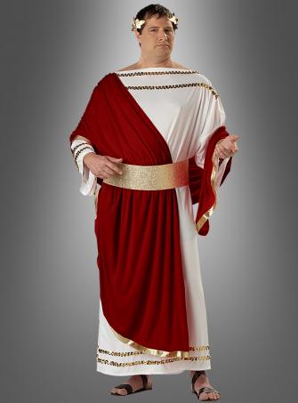 Caesar costume plus size