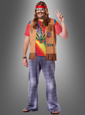 Hippie Dude Jan Plus