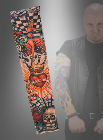 Tattoo Armstulpen
